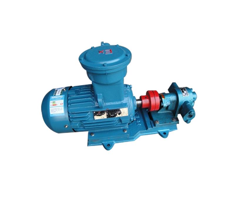 ZYB-B型可调压渣油泵