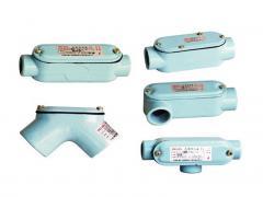 BCH系列防爆穿线盒(铸钢)