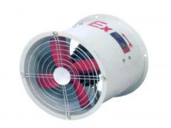 BT35系列低噪音防爆轴流风机
