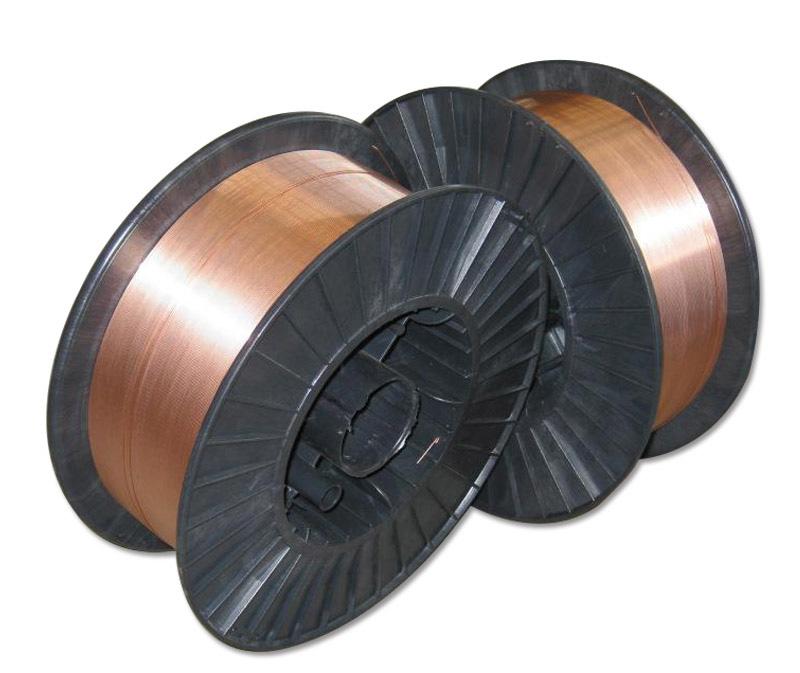 冶标碳钢、低合金钢实心气体保护焊丝