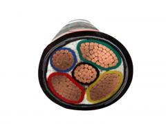 YJV铜导体交联聚乙烯绝缘 聚氯乙烯护套 低压电力电缆