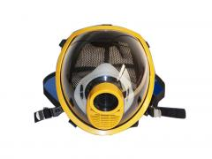 HG自吸过滤式防毒面具