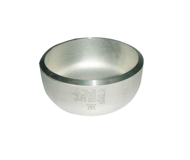 国标316不锈钢管帽GB/T12459-2005
