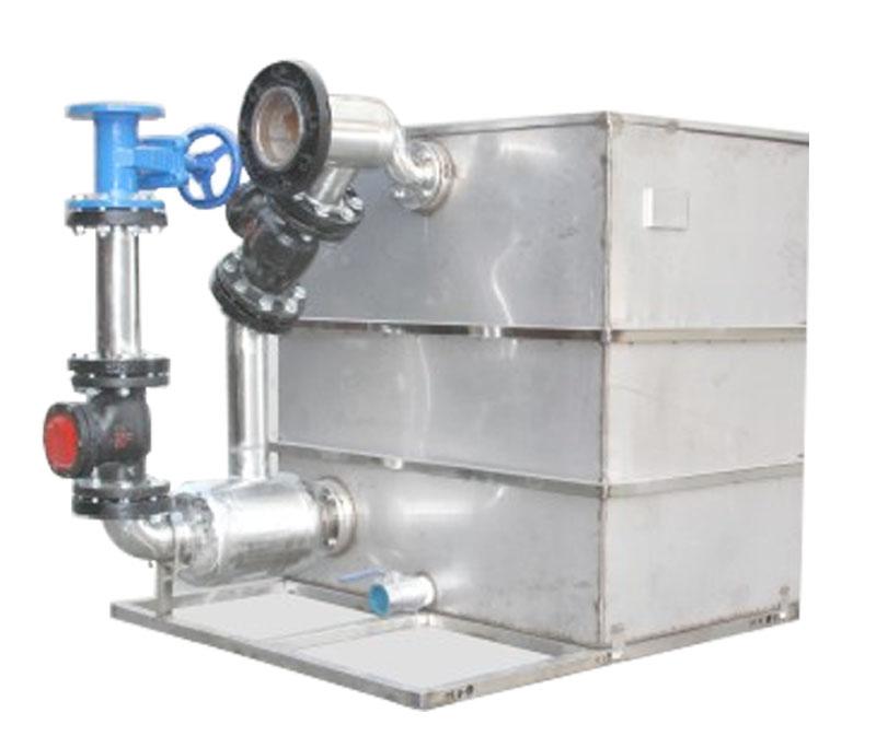 BWT-N1-QG单泵内置切割式污水提升设备
