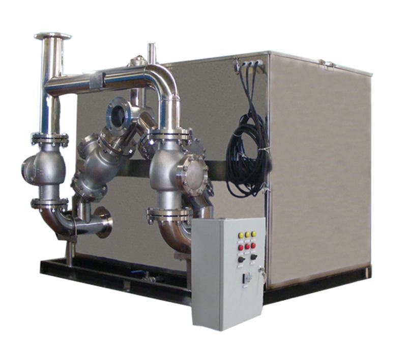 BWT-N2双泵内置式污水提升设备