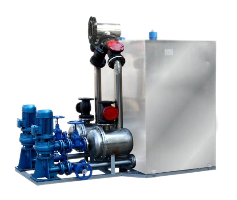 BWT-W2双泵外置式污水提升设备