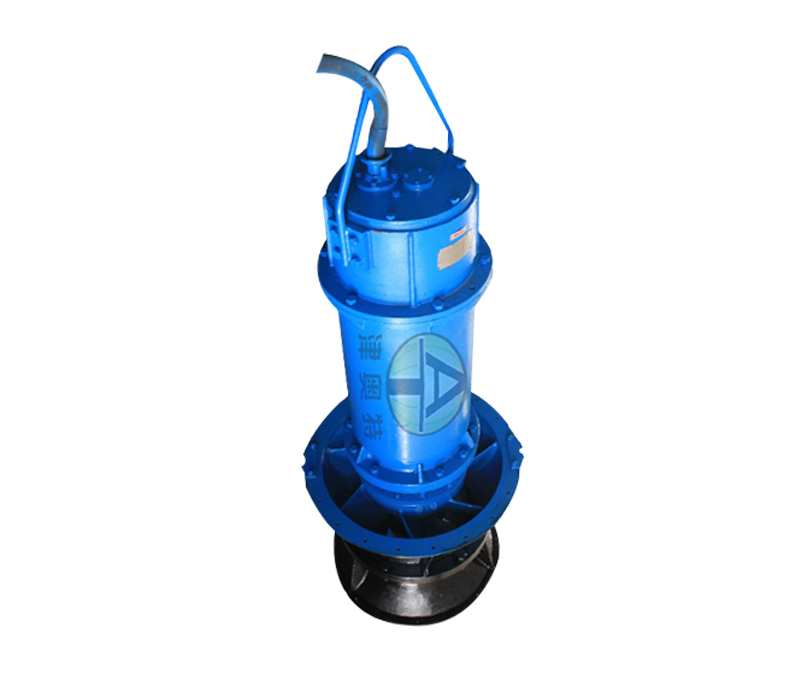 QZB型潜水轴流泵