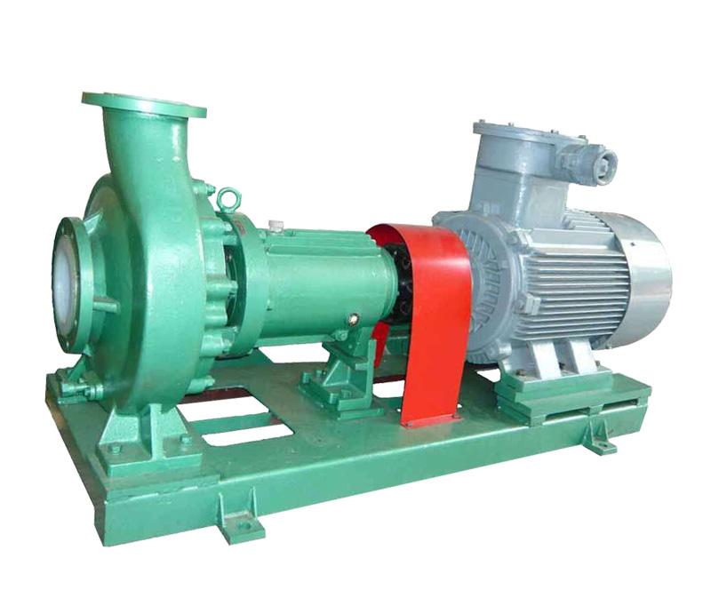 IHF系列化工衬氟耐酸泵
