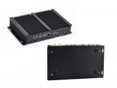 控汇(eip)1037U升级i5-4200双核封闭无风扇工控机静音嵌入式服务