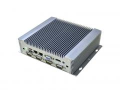 控汇(eip)NFN80 迷你主机 高配置迷你工控机 支持网络唤醒嵌入式