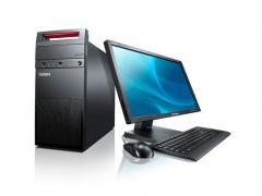 联想ThinkCentre E79系列商用台式机电脑(AMD四核A8处理器)