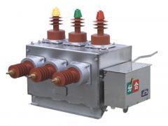 ZW10-12系列户外高压真空断路器