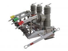 ZW43A-12系列户外高压真空断路器