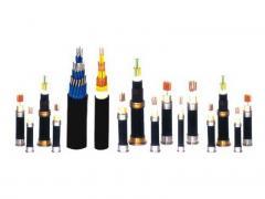 N-KVV-32铜导体聚氯乙烯绝缘聚氯乙烯外护套耐火控制电缆