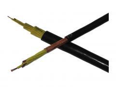 N-KVVP2铜导体聚氯乙烯绝缘屏蔽耐火控制电缆