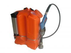 DBX 16/ 1.2D电动背负细水雾灭火装置