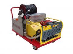 移动式细水雾灭火装置