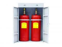GQQ系列柜式七氟丙烷气体灭火系统装置
