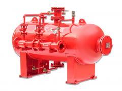PHYM压力式泡沫比例混合装置(消防泡沫罐)