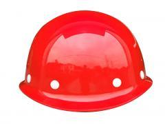 FG02 优质玻璃钢盔式透气安全帽 防护头盔防砸劳保安全帽