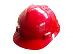 邦固进口ABS-V型透气安全帽 防砸防护头盔