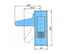 钣金加工 求购MS603-3-1W