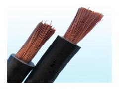 MYQ软铜导体氯丁橡胶混合物护套轻型煤矿用移动橡套软电缆